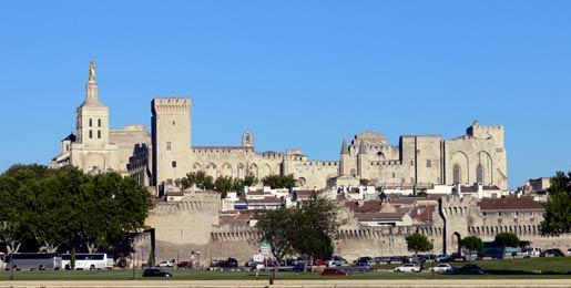 Noleggio auto ad Avignone