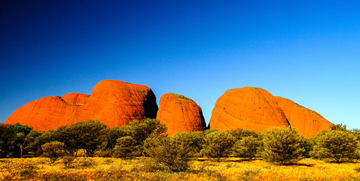 Car hire in Ayers Rock