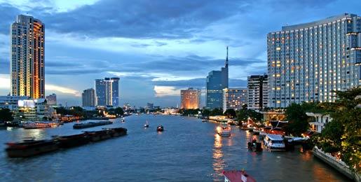 Alquiler de coches en Bangkok