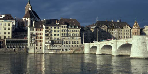 Car Hire in Basel