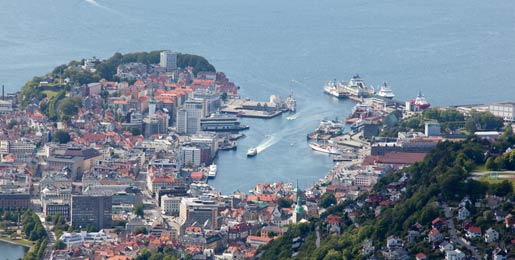 Car hire Bergen Airport