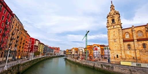 Alquiler de autos Bilbao
