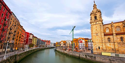 Rent a car Paesi Baschi
