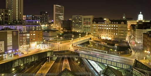 Alquiler de coches Birmingham