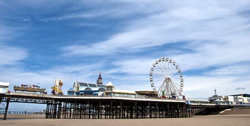 Car Hire Blackpool