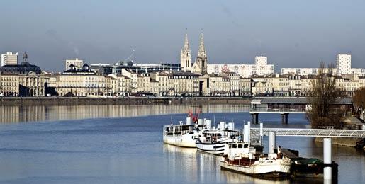 Luksusbiludlejning Bordeaux