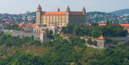 Noleggio auto all'aeroporto di Bratislava