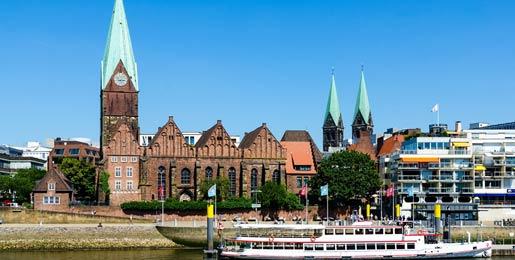 Hyrbil i Bremen