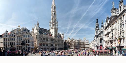 Alquiler de autos Bruselas