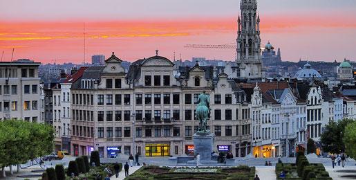 Rent a car em Bruxelas