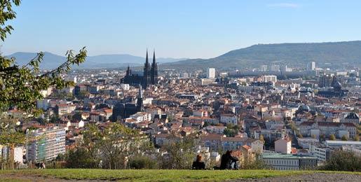 Auto huren in Clermont Ferrand