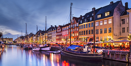 Car hire Copenhagen