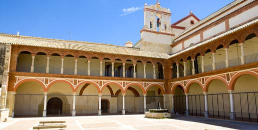 Car hire Cordoba