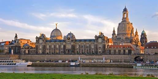Luksusbiludlejning Dresden