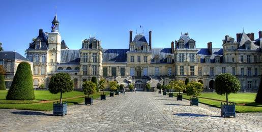 Car Hire Fontainebleau