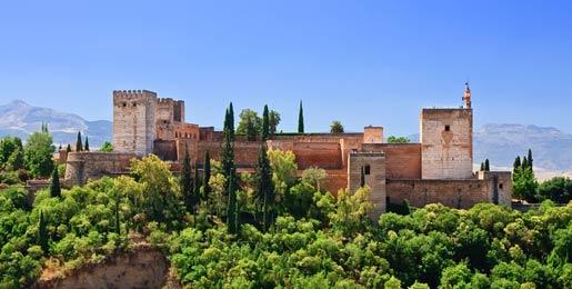 Rent a car Granada