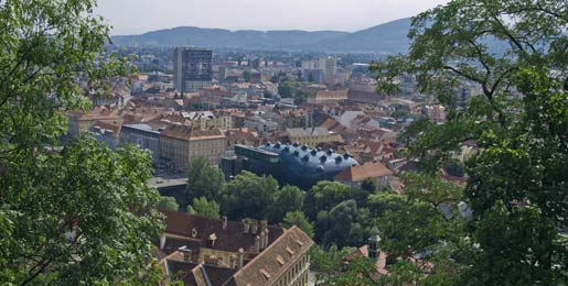 Car hire Graz