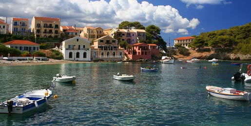 Car hire Kefalonia