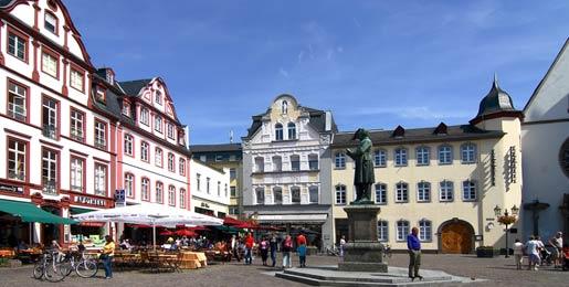 Autohuur Koblenz