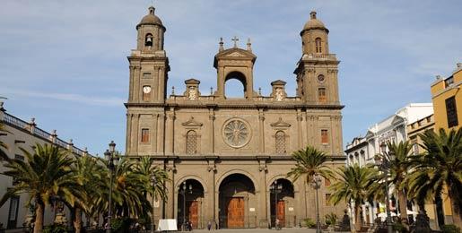 Autovuokraamo Las Palmas