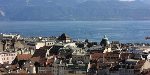 Hyrbil i Lausanne