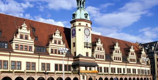 Alquiler de Autos en Leipzig