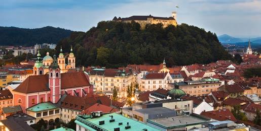 Hyra bil på Ljubljana flygplats till bra pris