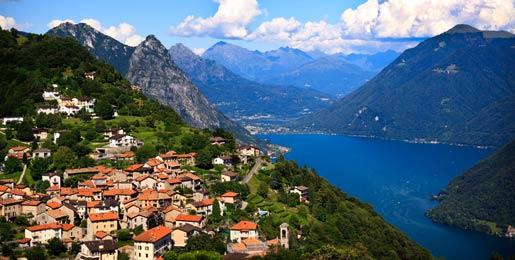 Alquiler de autos Lugano