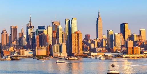 Biludlejning i Manhattan