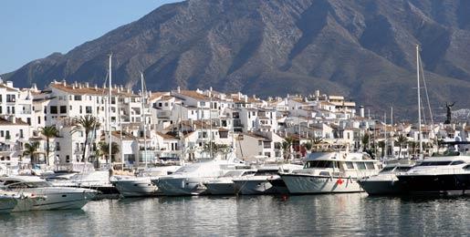 Luksusbiludlejning Marbella