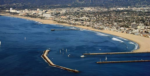Car Hire Marina del Rey