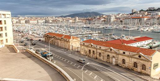 Aluguer carros luxo Marselha