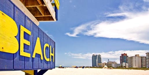 Rent a car Miami Beach