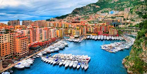 Mietwagen Monaco