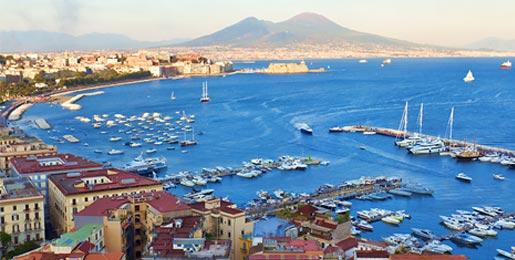Alquiler de autos Nápoles
