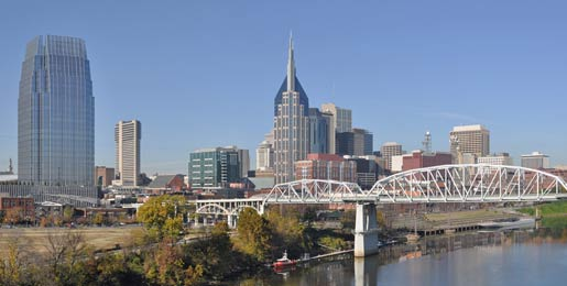 Car hire Nashville