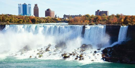 Car hire Niagara Falls
