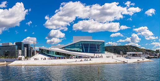 Autonvuokraus Oslo Airport