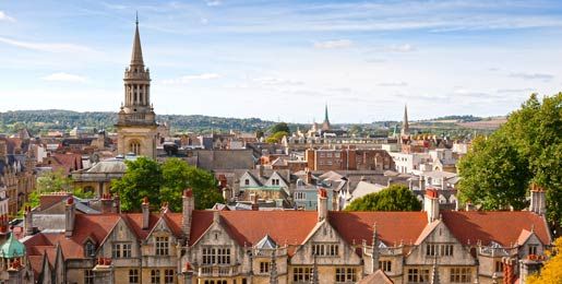 Car Hire Oxford