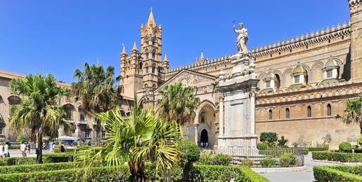 Leiebil på Sicilia