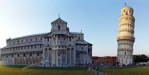 Mietwagen in Pisa