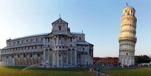 Autonvuokraus Pisa