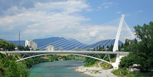 Podgorica en location voiture