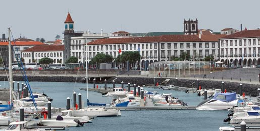 Alquiler de coches en Ponta Delgada