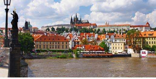 Alquiler de coches en Praga