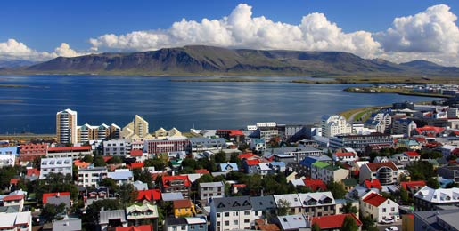 Hyrbil Reykjavik