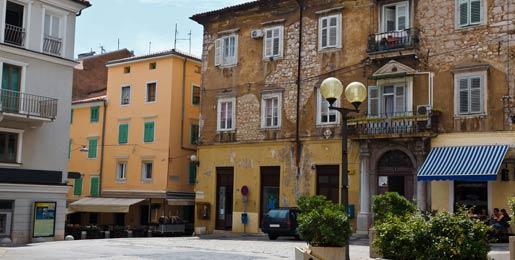 Autoverleih in Rijeka
