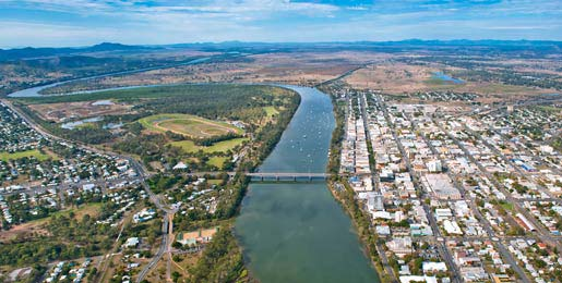 Car hire Rockhampton