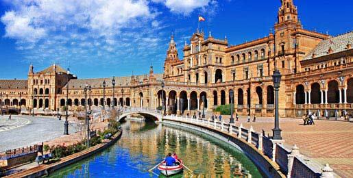 Aluguer carros de luxo Sevilha
