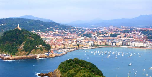 Car hire San Sebastian
